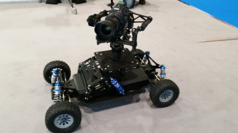 Is it a camera or a car? A ground drone? I know I like it!